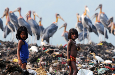 garbage-in-india