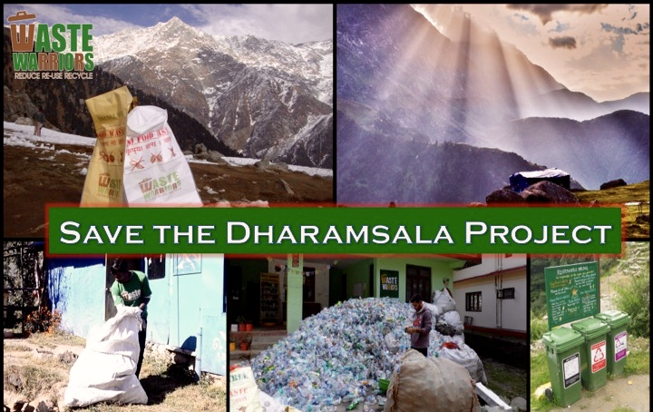 save the dharamshala project