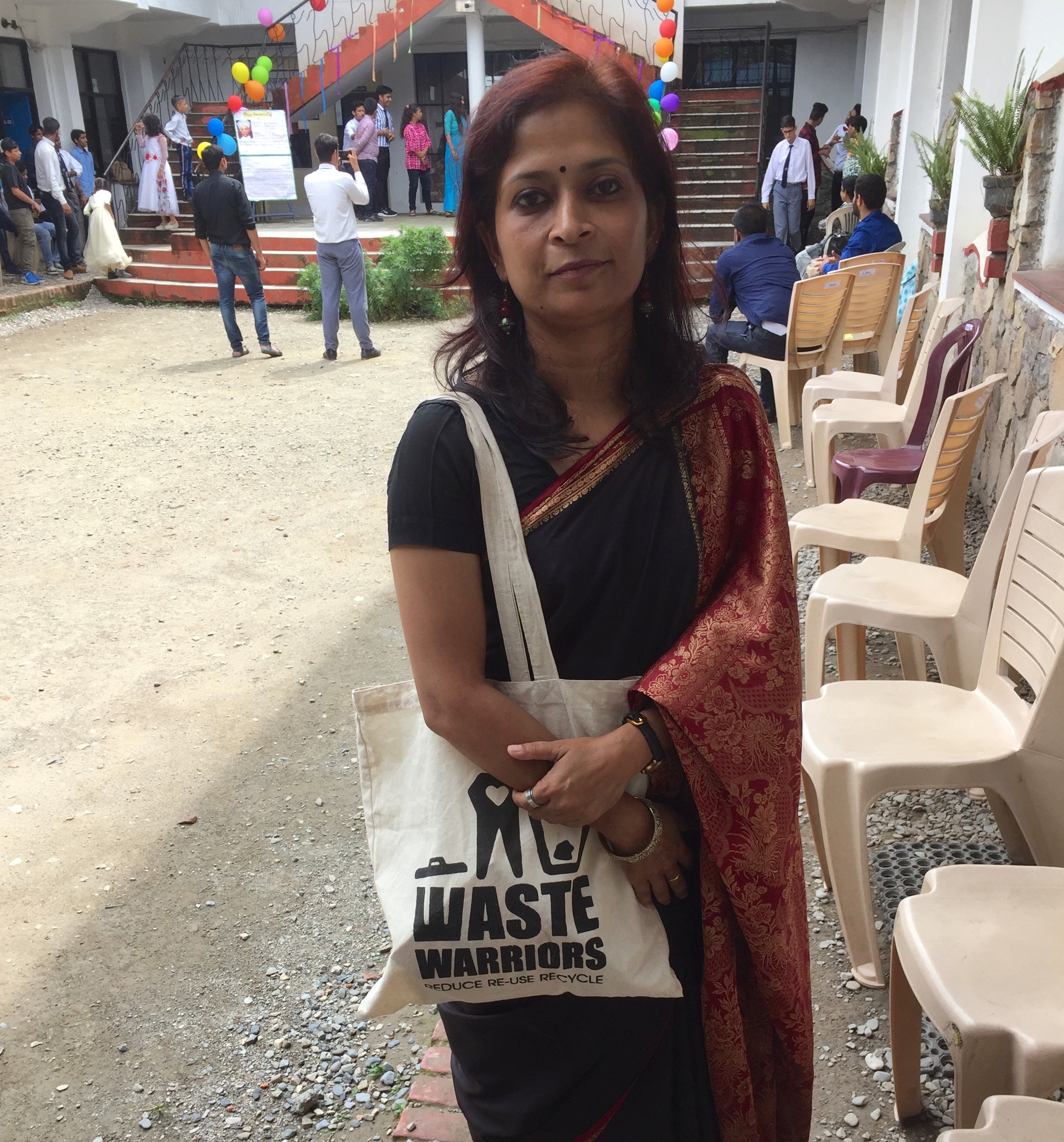 Taru Singhal, Teacher at Bajaj Institute of Learning